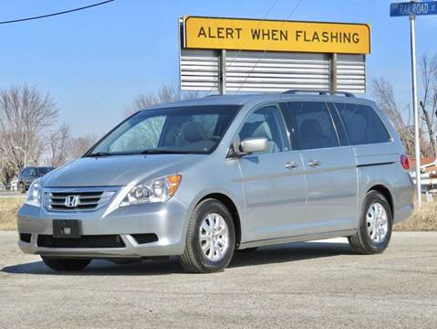 2010 Honda Odyssey for sale at Tonys Pre Owned Auto Sales in Kokomo IN
