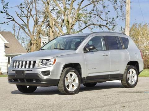 2011 Jeep Compass for sale at Tonys Pre Owned Auto Sales in Kokomo IN