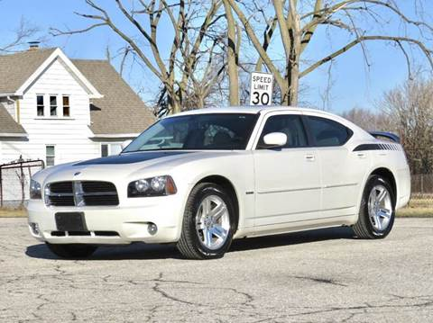 2007 Dodge Charger for sale at Tonys Pre Owned Auto Sales in Kokomo IN