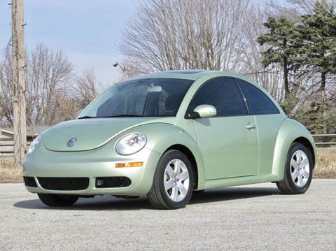 2007 Volkswagen New Beetle for sale at Tonys Pre Owned Auto Sales in Kokomo IN
