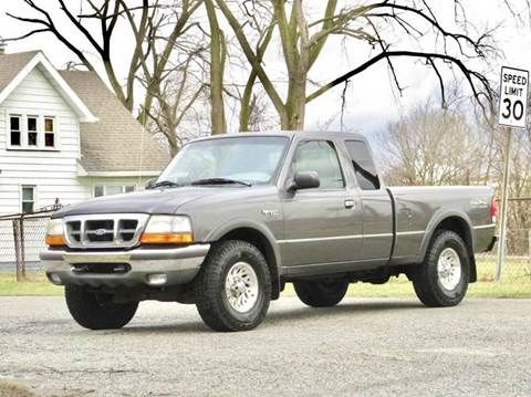 1998 Ford Ranger for sale at Tonys Pre Owned Auto Sales in Kokomo IN