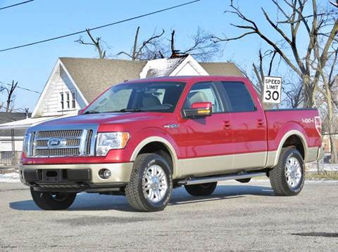 2009 Ford F-150 for sale at Tonys Pre Owned Auto Sales in Kokomo IN
