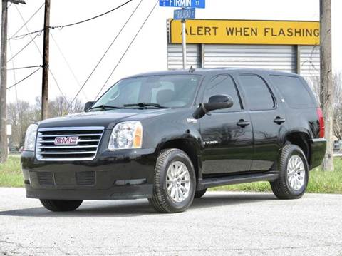 2008 GMC Yukon for sale at Tonys Pre Owned Auto Sales in Kokomo IN