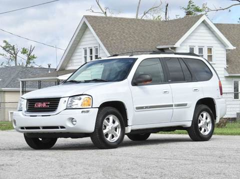 2005 GMC Envoy for sale at Tonys Pre Owned Auto Sales in Kokomo IN