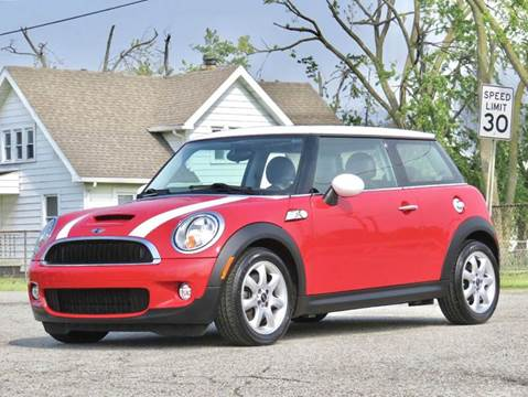 2007 MINI Cooper for sale at Tonys Pre Owned Auto Sales in Kokomo IN