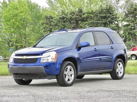 2006 Chevrolet Equinox for sale at Tonys Pre Owned Auto Sales in Kokomo IN