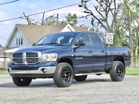 2007 Dodge Ram Pickup 1500 for sale at Tonys Pre Owned Auto Sales in Kokomo IN