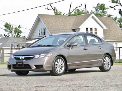 2011 Honda Civic for sale at Tonys Pre Owned Auto Sales in Kokomo IN