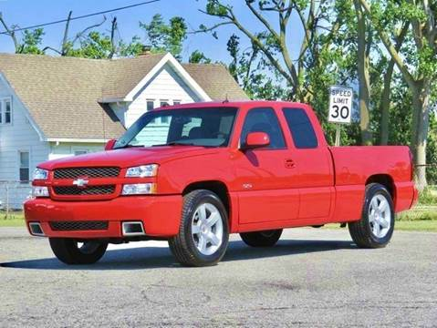 2004 Chevrolet Silverado 1500 SS for sale at Tonys Pre Owned Auto Sales in Kokomo IN