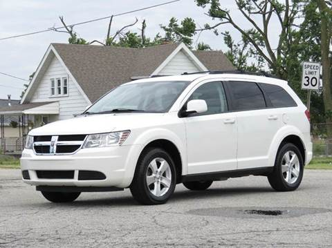 2009 Dodge Journey for sale at Tonys Pre Owned Auto Sales in Kokomo IN