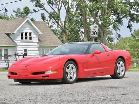 1999 Chevrolet Corvette for sale at Tonys Pre Owned Auto Sales in Kokomo IN