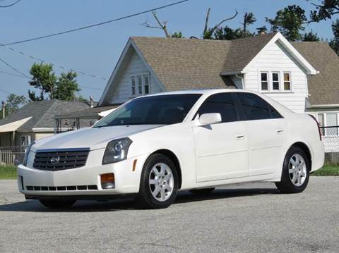 2005 Cadillac CTS for sale at Tonys Pre Owned Auto Sales in Kokomo IN