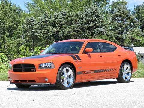 2008 Dodge Charger for sale at Tonys Pre Owned Auto Sales in Kokomo IN
