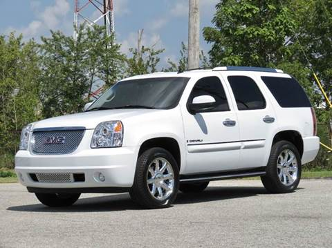 2007 GMC Yukon for sale at Tonys Pre Owned Auto Sales in Kokomo IN