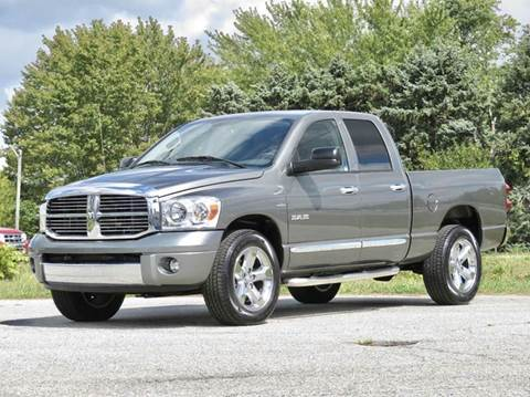 2008 Dodge Ram Pickup 1500 for sale at Tonys Pre Owned Auto Sales in Kokomo IN