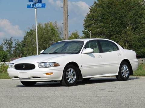 2005 Buick LeSabre for sale at Tonys Pre Owned Auto Sales in Kokomo IN