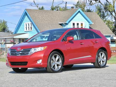 2012 Toyota Venza for sale at Tonys Pre Owned Auto Sales in Kokomo IN