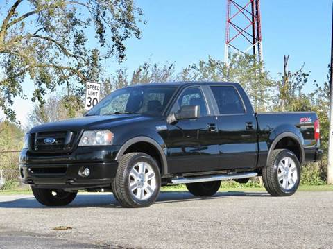 2008 Ford F-150 for sale at Tonys Pre Owned Auto Sales in Kokomo IN