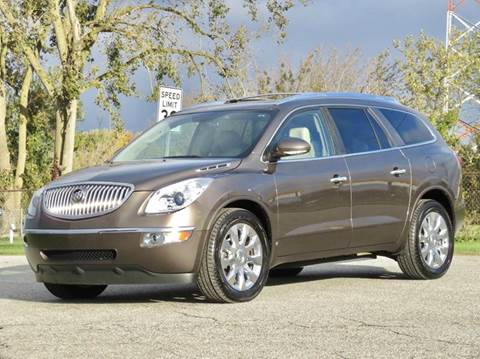 2010 Buick Enclave for sale at Tonys Pre Owned Auto Sales in Kokomo IN