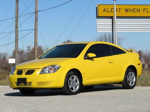 2009 Pontiac G5 for sale at Tonys Pre Owned Auto Sales in Kokomo IN