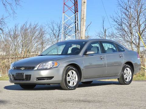 2009 Chevrolet Impala for sale at Tonys Pre Owned Auto Sales in Kokomo IN