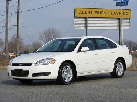 2006 Chevrolet Impala for sale at Tonys Pre Owned Auto Sales in Kokomo IN