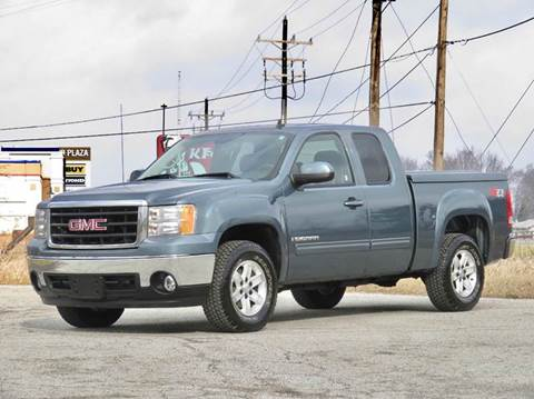 2007 GMC Sierra 1500 for sale at Tonys Pre Owned Auto Sales in Kokomo IN