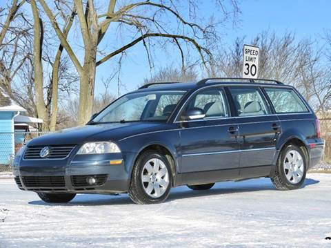 2005 Volkswagen Passat for sale at Tonys Pre Owned Auto Sales in Kokomo IN