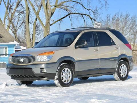 2002 Buick Rendezvous for sale at Tonys Pre Owned Auto Sales in Kokomo IN