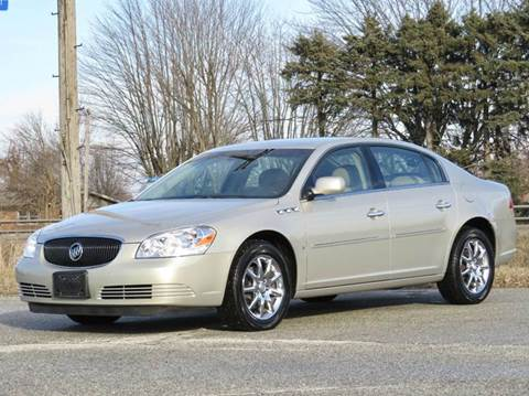 2007 Buick Lucerne for sale at Tonys Pre Owned Auto Sales in Kokomo IN