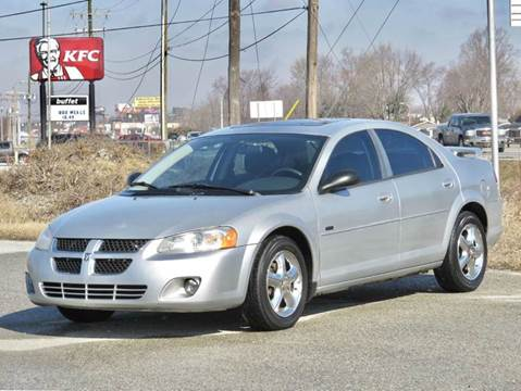 2006 Dodge Stratus for sale at Tonys Pre Owned Auto Sales in Kokomo IN