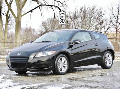 2011 Honda CR-Z for sale at Tonys Pre Owned Auto Sales in Kokomo IN