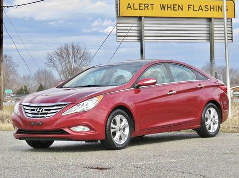 2013 Hyundai Sonata for sale at Tonys Pre Owned Auto Sales in Kokomo IN