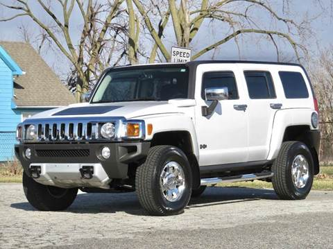 2008 HUMMER H3 for sale at Tonys Pre Owned Auto Sales in Kokomo IN