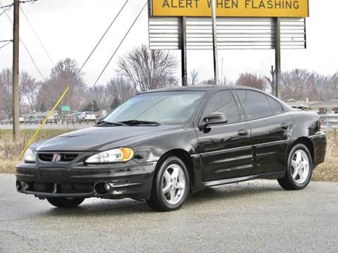 2000 Pontiac Grand Am for sale at Tonys Pre Owned Auto Sales in Kokomo IN
