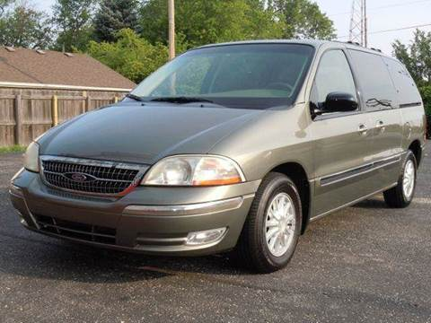 2000 Ford Windstar for sale at Tonys Pre Owned Auto Sales in Kokomo IN