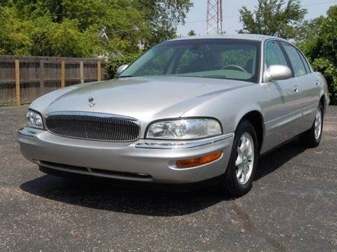 2003 Buick Park Avenue for sale at Tonys Pre Owned Auto Sales in Kokomo IN