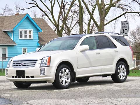 2006 Cadillac SRX for sale at Tonys Pre Owned Auto Sales in Kokomo IN