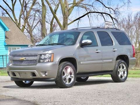 2009 Chevrolet Tahoe for sale at Tonys Pre Owned Auto Sales in Kokomo IN