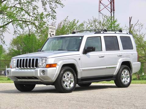2006 Jeep Commander for sale at Tonys Pre Owned Auto Sales in Kokomo IN