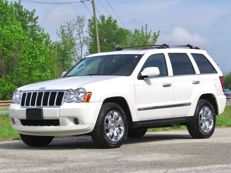 2010 Jeep Grand Cherokee For Sale At Tonys Pre Owned Auto Sales In Kokomo IN