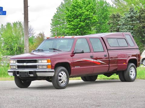 1997 Chevrolet C/K 3500 Series for sale at Tonys Pre Owned Auto Sales in Kokomo IN