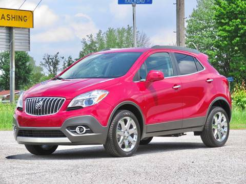 2013 Buick Encore for sale at Tonys Pre Owned Auto Sales in Kokomo IN