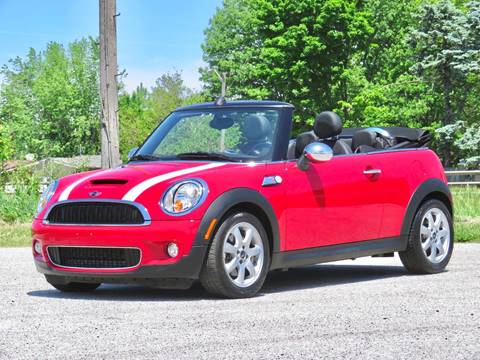 2010 MINI Cooper for sale at Tonys Pre Owned Auto Sales in Kokomo IN