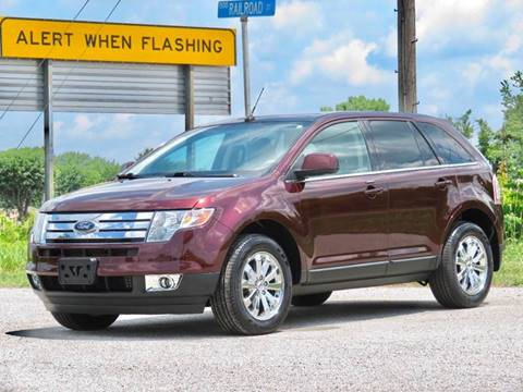 2009 Ford Edge for sale at Tonys Pre Owned Auto Sales in Kokomo IN