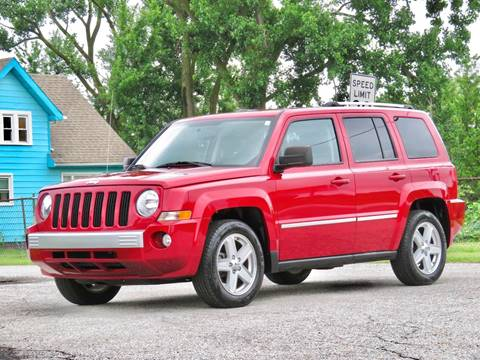 2010 Jeep Patriot for sale at Tonys Pre Owned Auto Sales in Kokomo IN