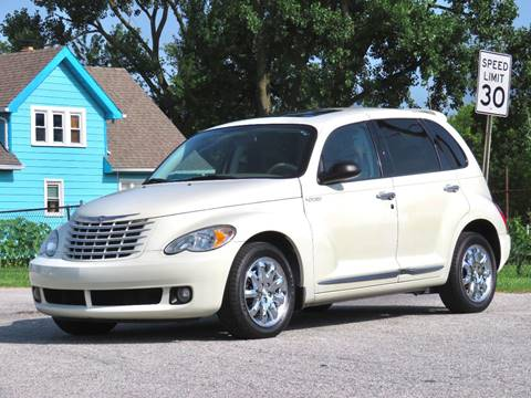 2006 Chrysler PT Cruiser for sale at Tonys Pre Owned Auto Sales in Kokomo IN