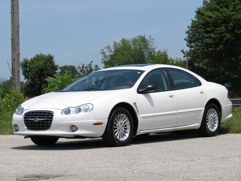 2004 Chrysler Concorde for sale at Tonys Pre Owned Auto Sales in Kokomo IN