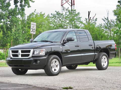 2009 Dodge Dakota for sale at Tonys Pre Owned Auto Sales in Kokomo IN