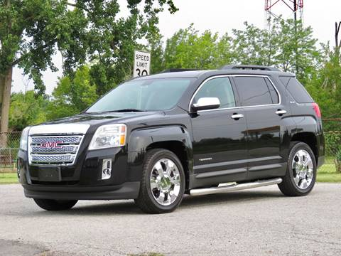 2010 GMC Terrain for sale at Tonys Pre Owned Auto Sales in Kokomo IN